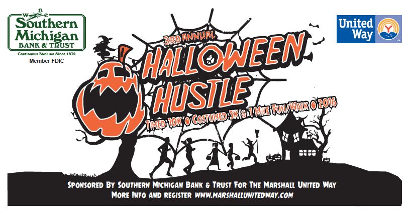 Halloween Hustle 2016 - October 23, 2016