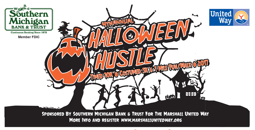Halloween Hustle 2017 - October 22, 2017